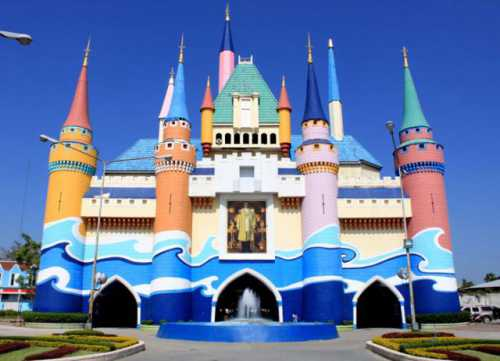 aquapark of a ramayan in Pattaya: prices, attractions, councils