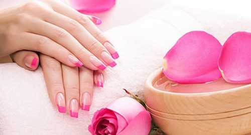 closing of nails wax and gel in house conditions