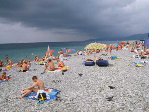 the rock: rest in the Crimea on the sea, the description and features of tourism